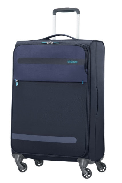 American Tourister Herolite 67cm Medium 4 Wheel Suitcase
