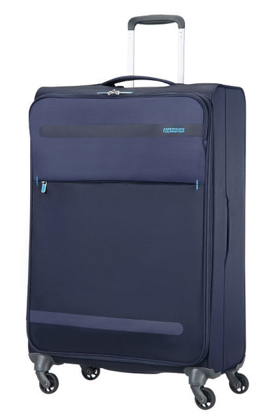 American Tourister Herolite 74cm Large 4 Wheel Suitcase