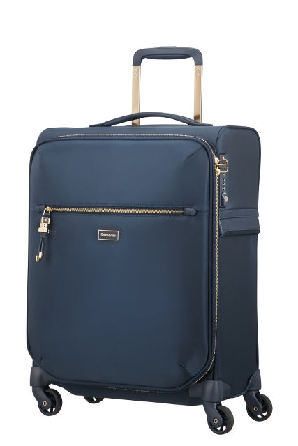 Samsonite Karissa Biz 55cm 4-Wheel Spinner Cabin Case