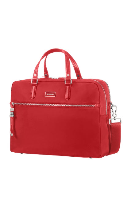 "Samsonite Karissa Biz 15.6"" Bailhandle Business Bag (2 Compartments)"