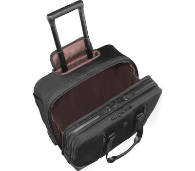 Victorinox Lexicon Professional Century wheeled Briefcase 45cm