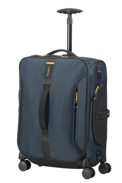 Samsonite Paradiver Light 55cm 4-Wheel Spinner Cabin Duffle Bag