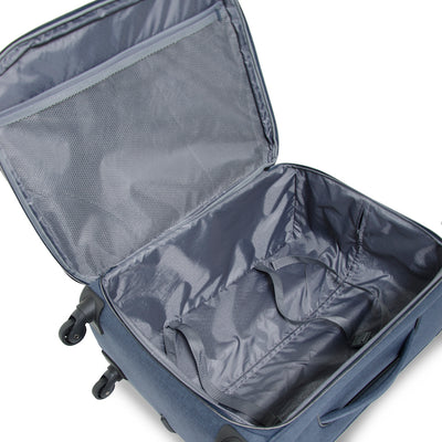Qubed Area 55cm 2-Wheel Upright Cabin Case