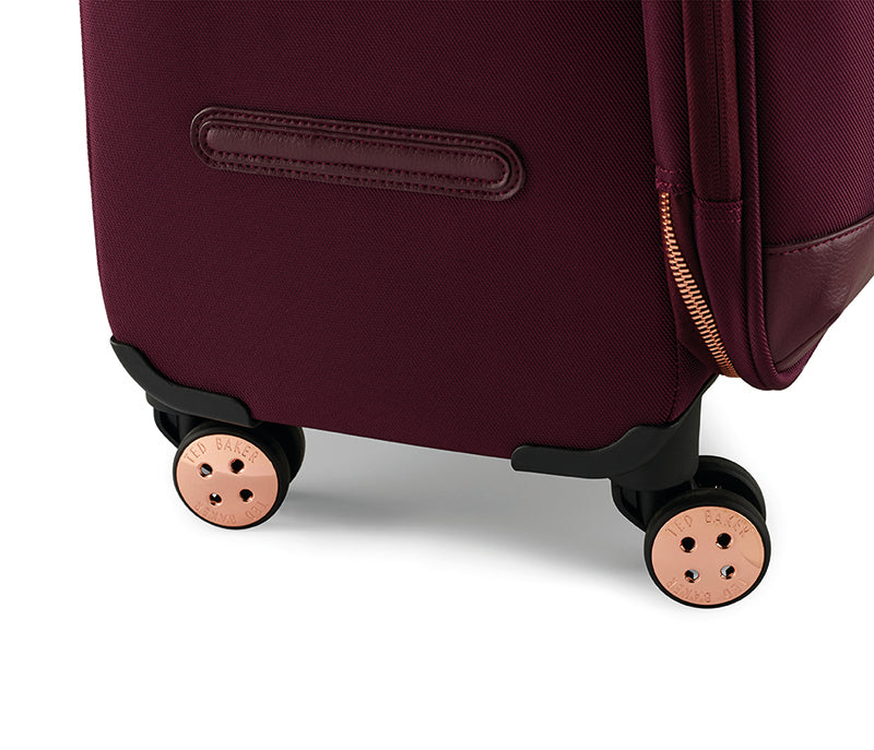 d952a74942095b Ted Baker Albany Soft Side 4-Wheel 80cm Large Suitcase