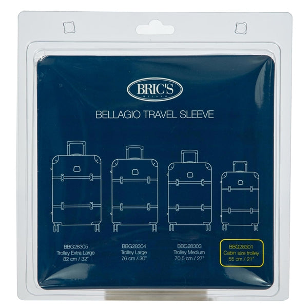 Bric's Bellagio Cabin Case Transparent Cover