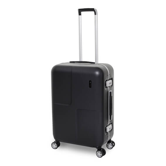 Eminent Air-Lock 67cm Medium 4-Wheel Zipperless Suitcase