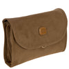 Bric's Life Tri-Fold Overnight Toiletry Wash Bag