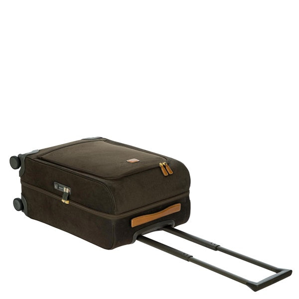 Bric's Life 55x38x23cm Thermoform 4-Wheel Cabin Case