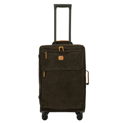 Bric's Life 65cm Medium Soft-Sided 4-Wheel Suitcase