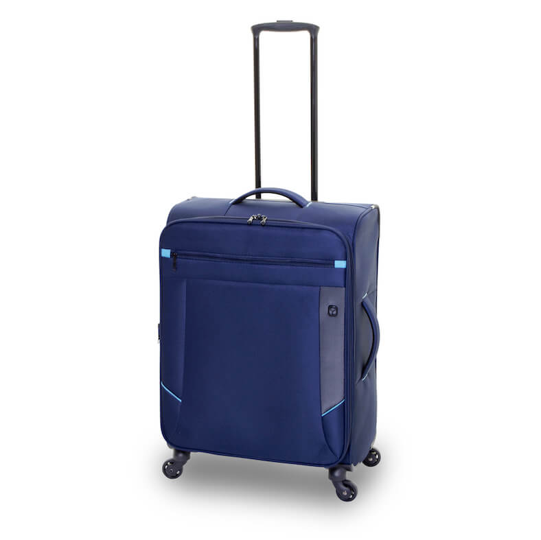 QUBEd Formula 65cm Expandable Medium Suitcase