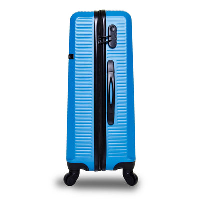 QUBEd Collinear II 77cm 4-Wheel Spinner Large Suitcase
