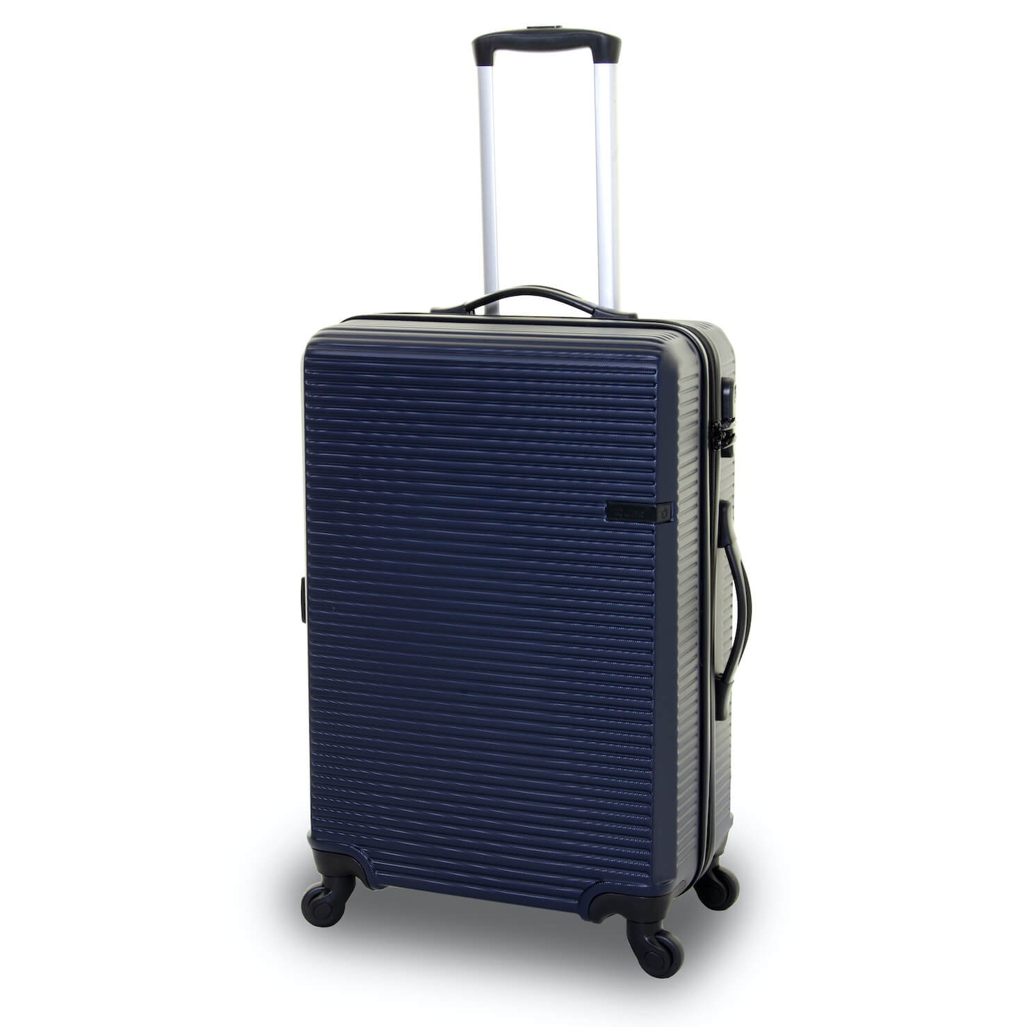 QUBEd Collinear II 67cm 4-Wheel Spinner Medium Suitcase