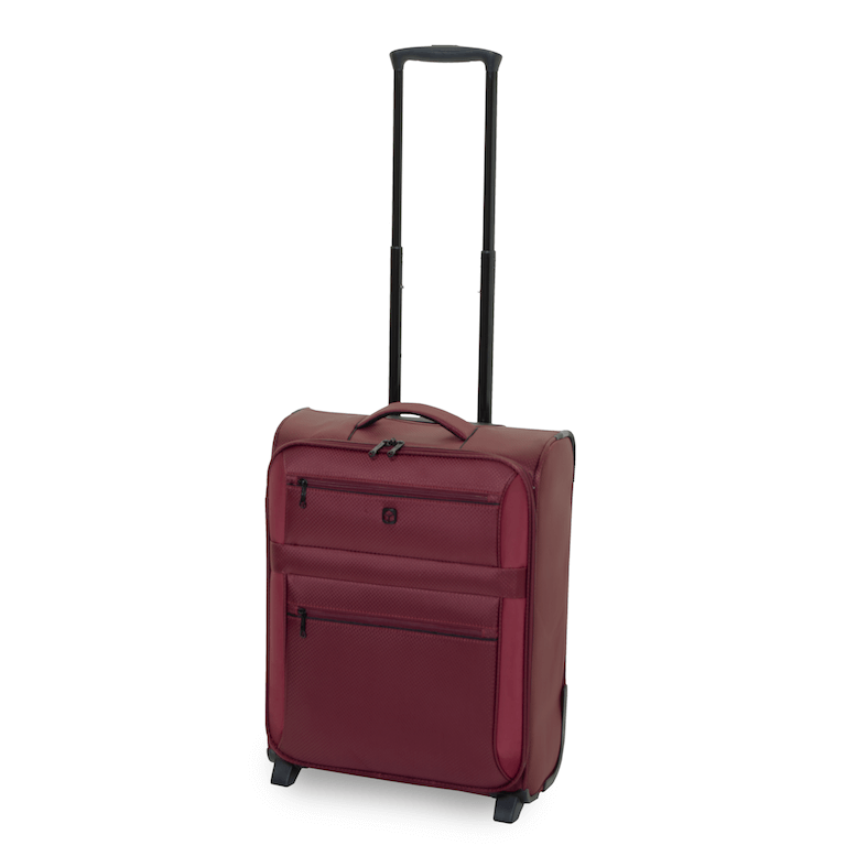 QUBEd Decimal 55cm 2-Wheel Upright Cabin Case