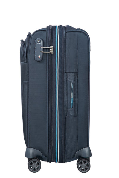 Samsonite Duosphere 55cm Expandable 4-Wheel Cabin Case