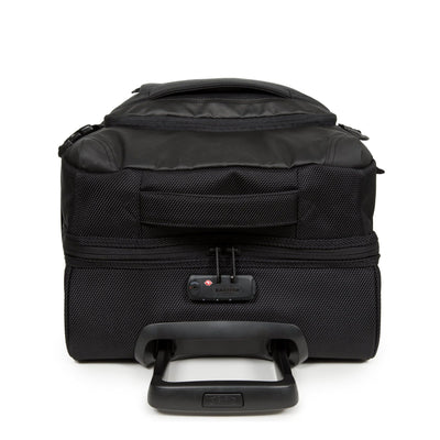 Eastpak Tranverz CNNCT M 2-Wheel Duffle Bag