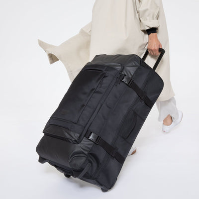 Eastpak Tranverz CNNCT L 2-Wheel Duffle Bag