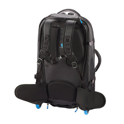 Caribee Fast Track VI 85 2 Wheeled Travelpack Backpack