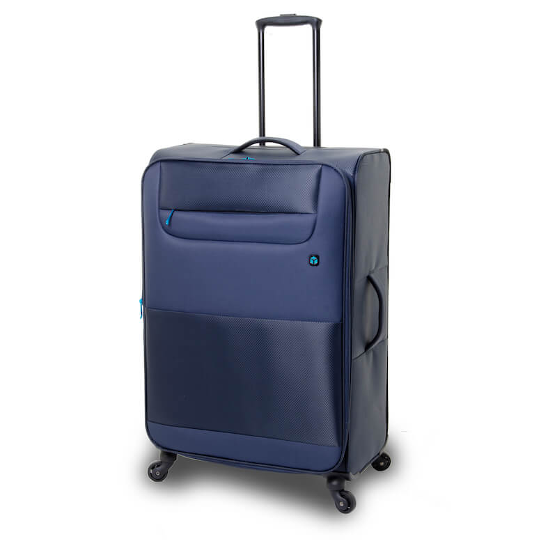 QUBEd Gradient 75cm Expandable Large Suitcase
