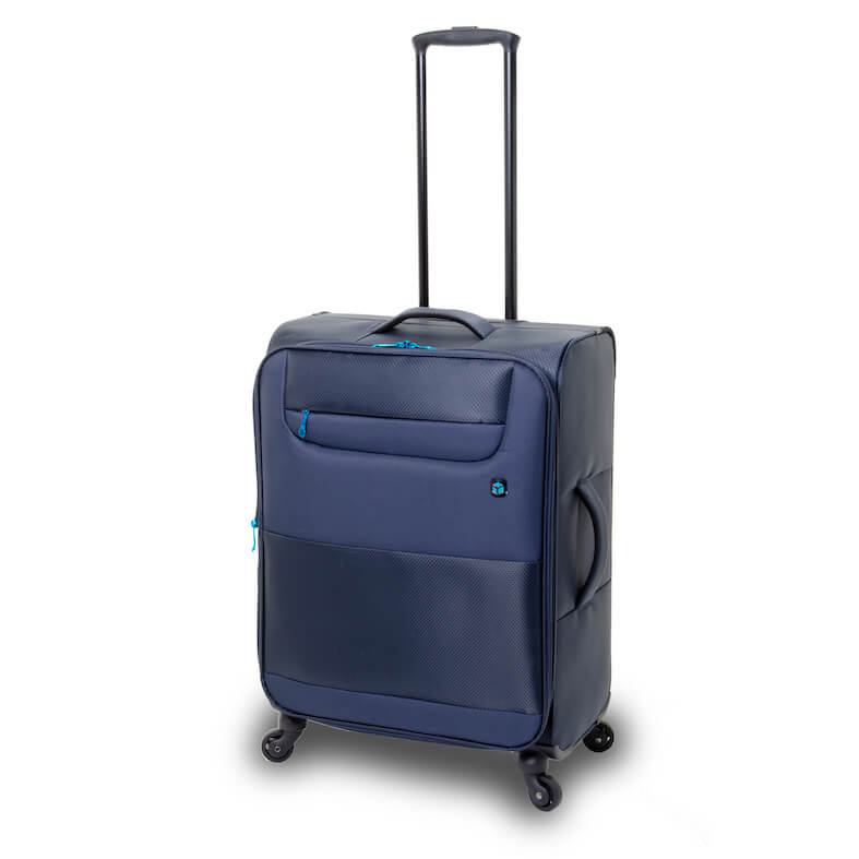 QUBEd Gradient 65cm Expandable Medium Suitcase