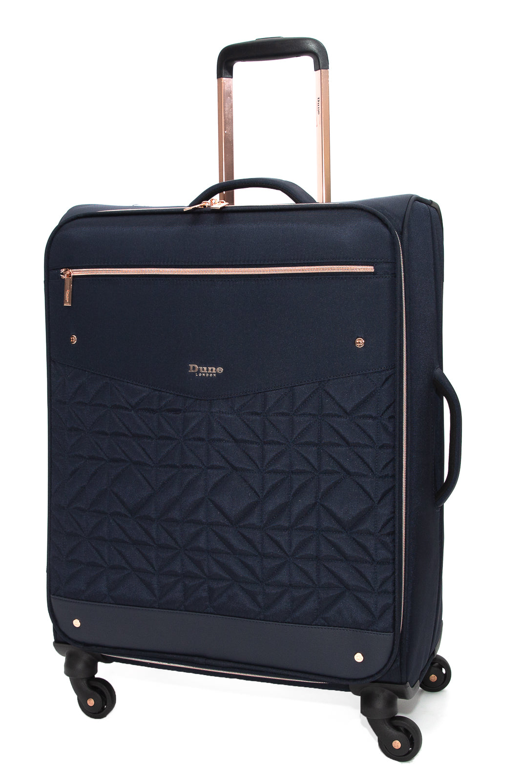 Dune London Tianna 78cm 4-Wheel Suitcase