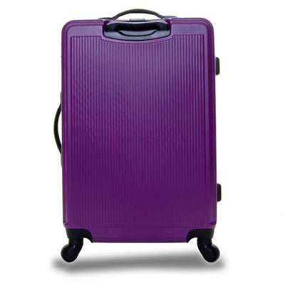 QUBEd Theta 77cm 4-Wheel Large Suitcase