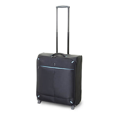 QUBEd New Zero 56cm 2-Wheel Extra Wide Cabin Case