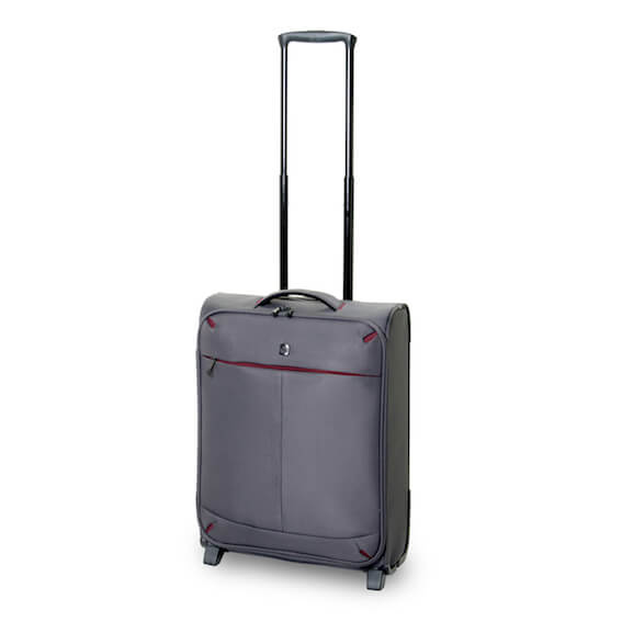 QUBEd New Zero 55cm 2-Wheel Upright Cabin Case