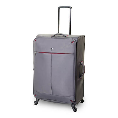 QUBEd New Zero 75cm 4-Wheel Large Suitcase