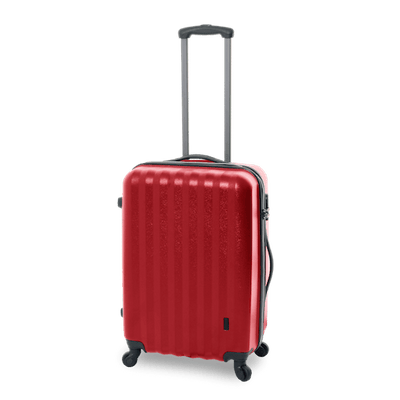 QUBEd Parallel II 66cm 4-Wheel Medium Suitcase