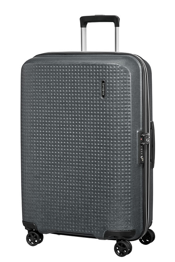 Samsonite Pixon 68cm Medium 4-Wheel Suitcase
