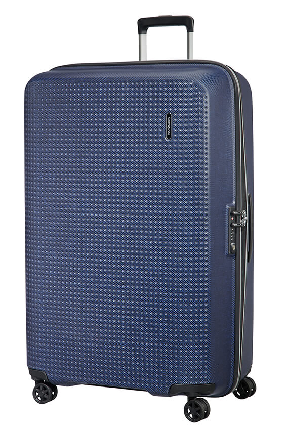 Samsonite Pixon 82cm Extra Large 4-Wheel Suitcase