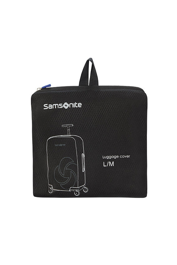 Samsonite L/M Luggage Cover for 75cm 4-Wheel Spinner Suitcase
