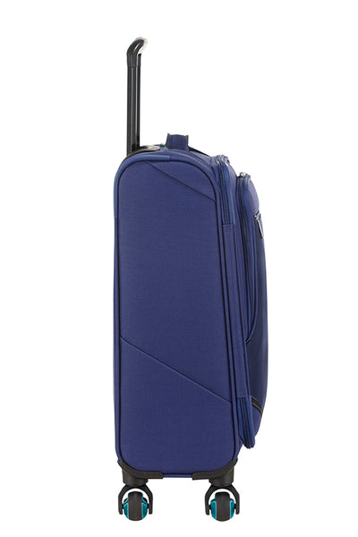 American Tourister Eco Wanderer 55cm 4-Wheel Cabin Case