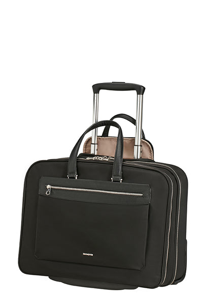 Samsonite Zalia 2.0 15.6 Inch Rolling Tote Laptop Bag