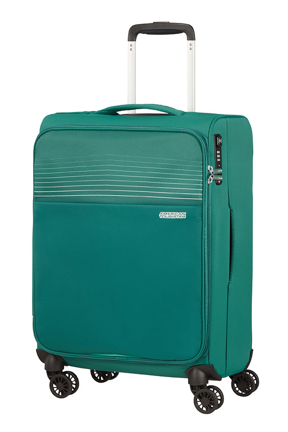 American Tourister Lite Ray 55cm 4-Wheel Cabin Case