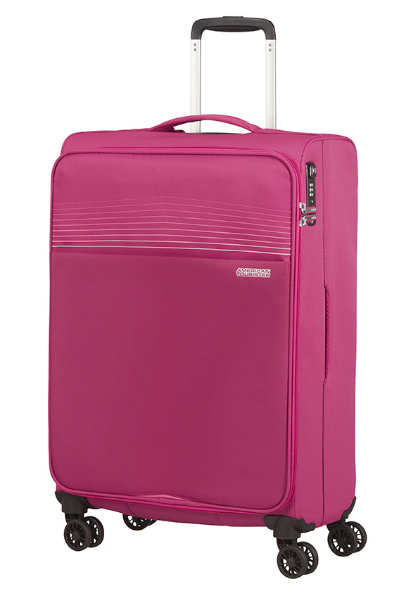 American Tourister Lite Ray 69cm 4-Wheel Suitcase