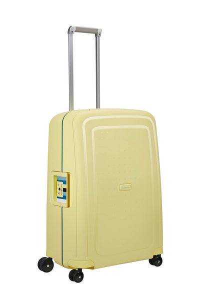 Samsonite S'Cure 55cm Zipless 4-Wheel Spinner Cabin Case