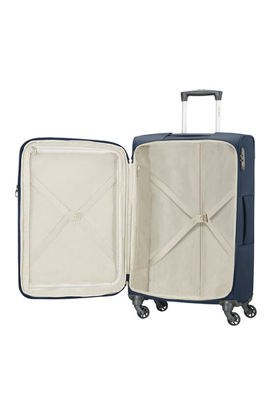 Samsonite Askella 55x40x20cm 4-Wheel Cabin Case