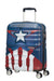 American Tourister Wavebreaker Disney 55cm 4-Wheel Cabin Case - Captain America