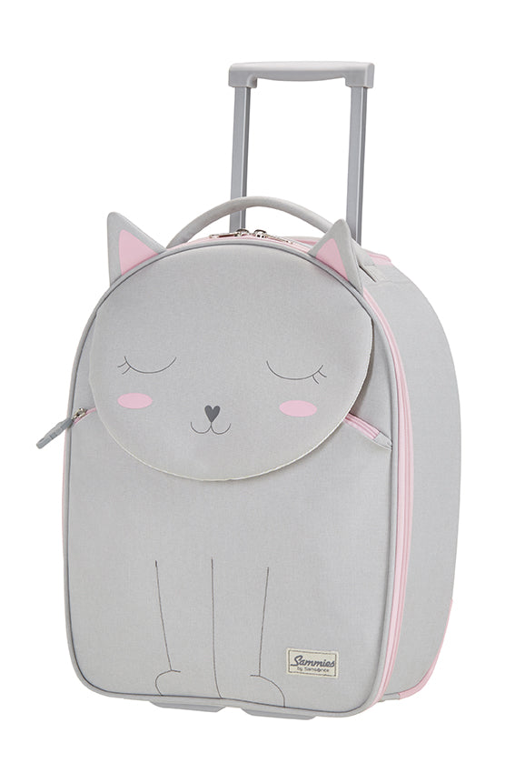 Sammies by Samsonite Happy Sammies Kitty Cat 2-Wheel Cabin Case