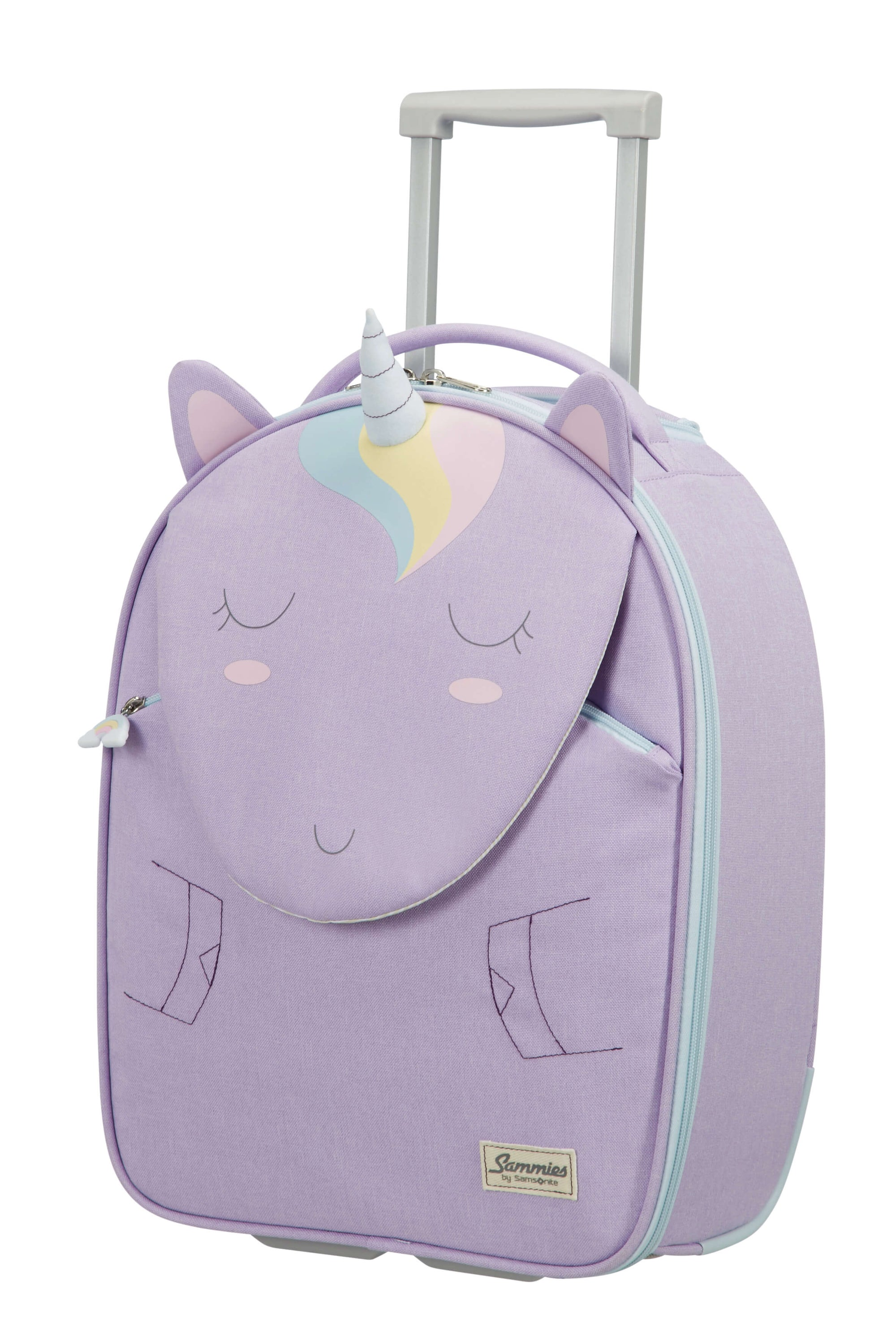Sammies by Samsonite Happy Sammies Unicorn Lily 2-Wheel Cabin Case