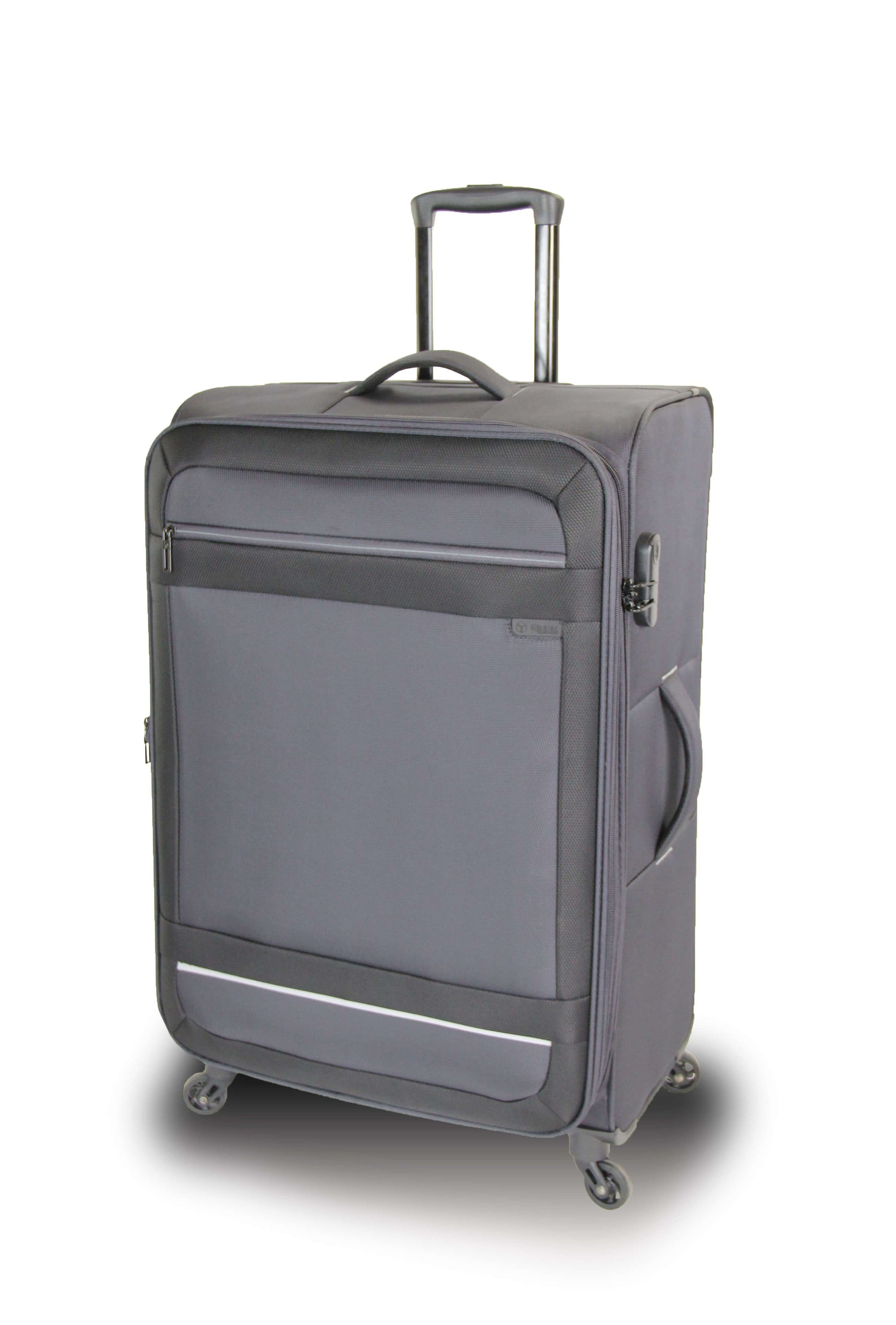 QUBEd Torus 75cm 4-Wheel Large Expandable Suitcase