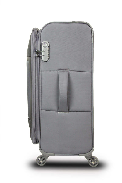 QUBEd Torus 55cm 2-Wheel Upright Cabin Case