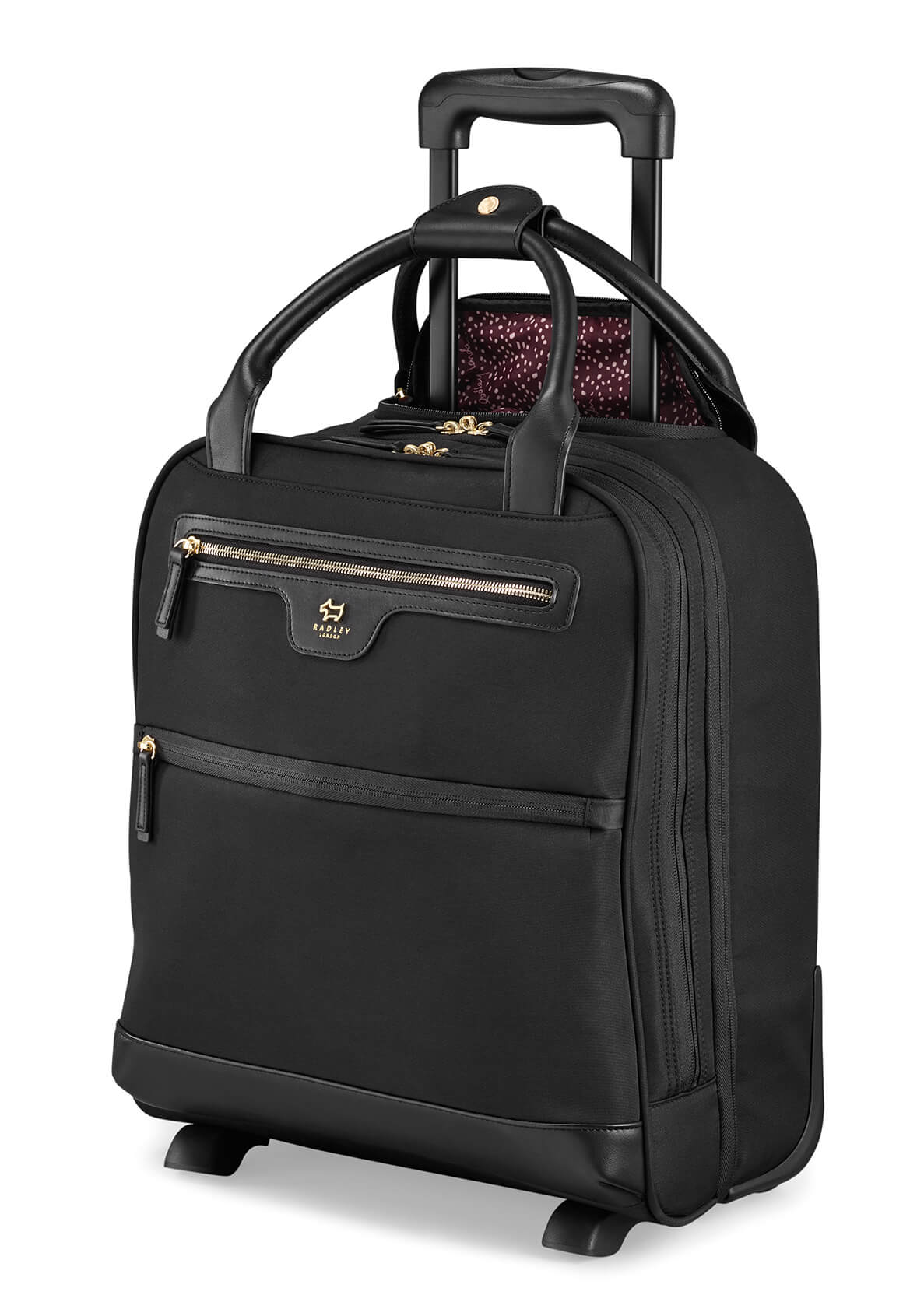 Radley Premium Softside 43cm 2-Wheel Business Cabin Case