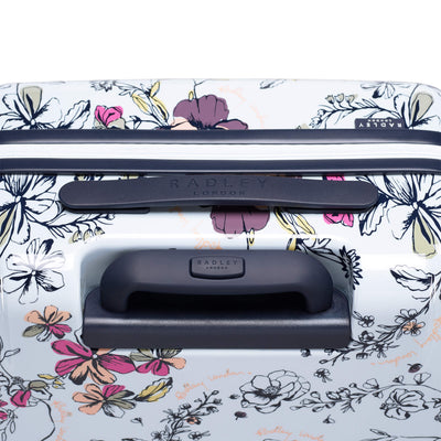 Radley Sketchbook Floral 76cm Large 4-Wheel Suitcase