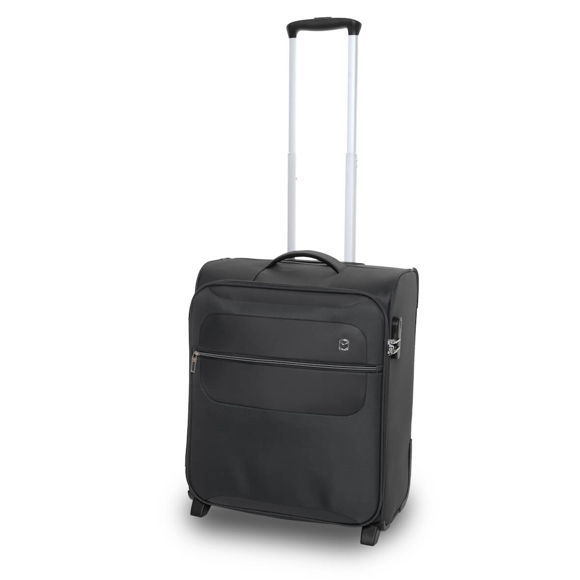 QUBEd Mode 2-Wheel Upright Extra Wide Cabin Case