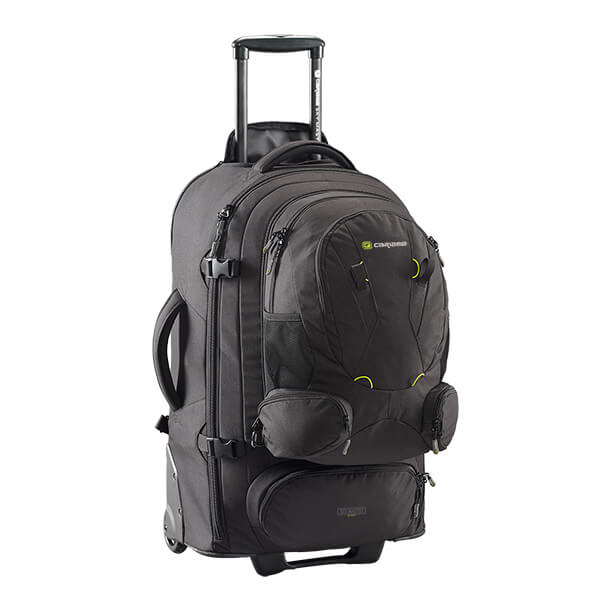 Caribee Sky Master 70 2 Wheeled Backpack Travelpack