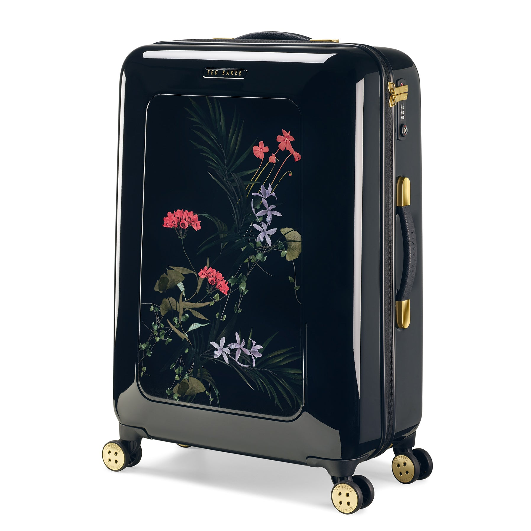 Ted Baker Take Flight Highland 69cm Medium 4-Wheel Suitcase
