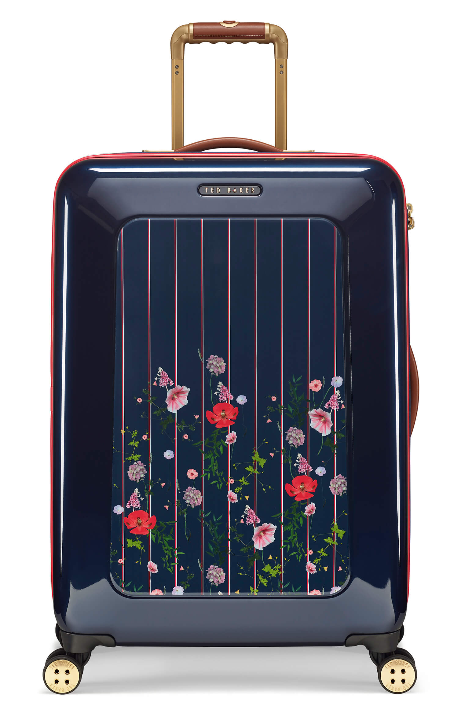 Ted Baker Take Flight Hedgerow 69cm Medium 4-Wheel Suitcase