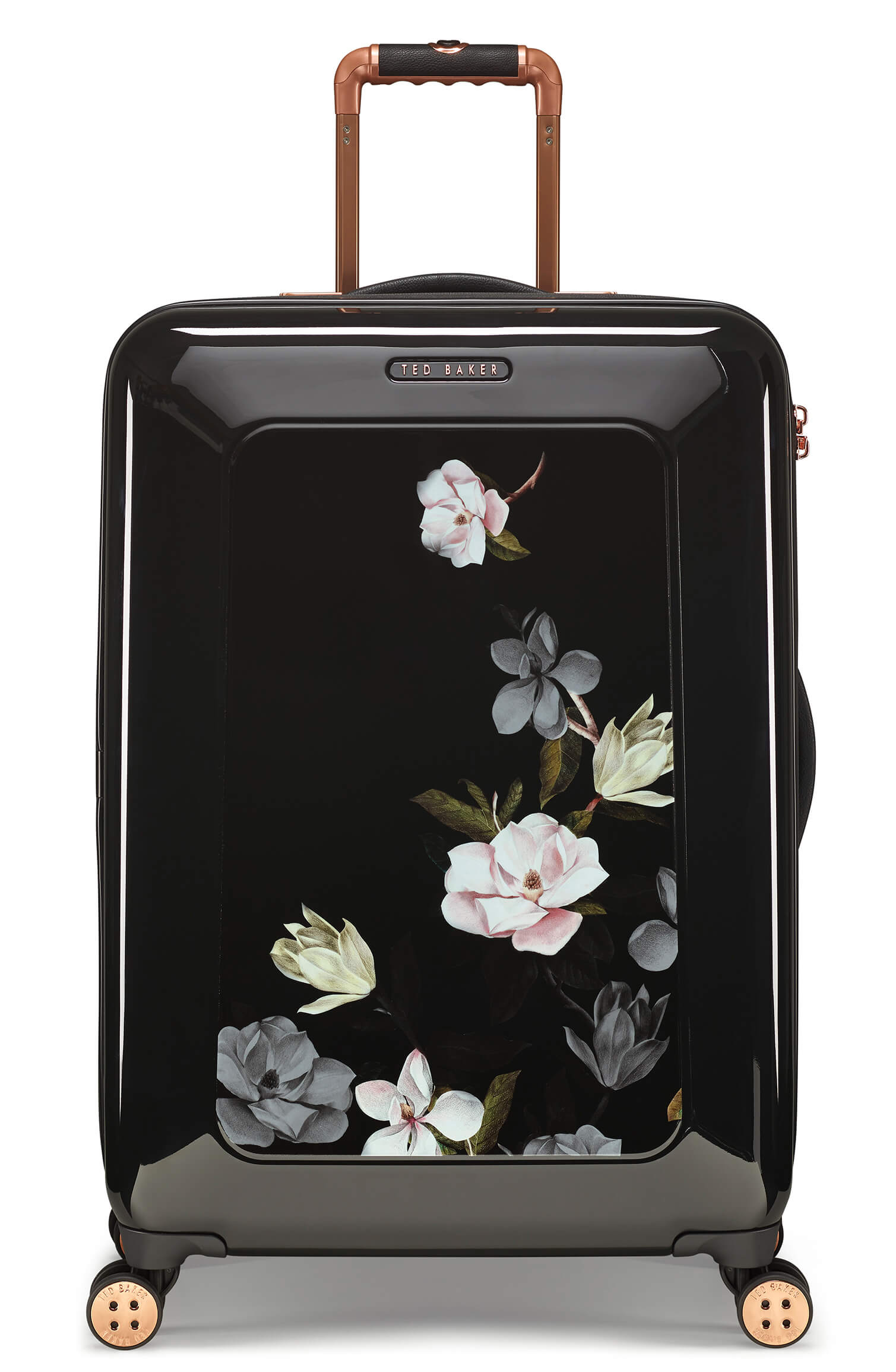 Ted Baker Take Flight Opal 69cm Medium 4-Wheel Suitcase